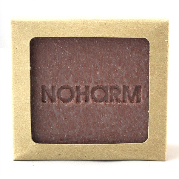 NOHARM Vegan Soap, Bay West Indies & Red Clay