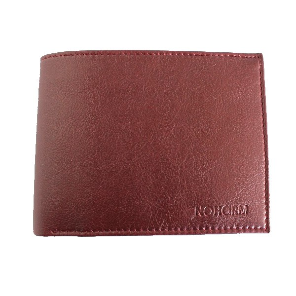 Brown Vegan Wallet