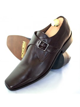 Vegan Monk Strap shoe by NOHARM NOHA611